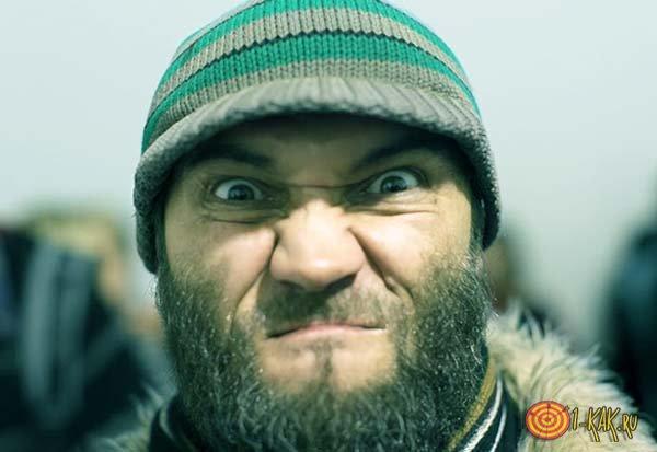 Дагестанец из села
