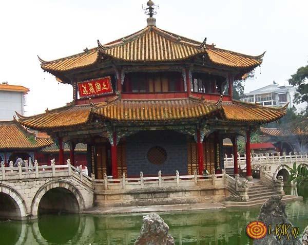 Замок в Китае