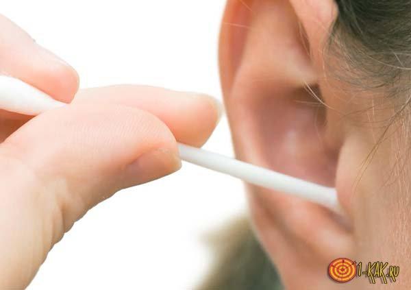 видеоурок как сломать ухо