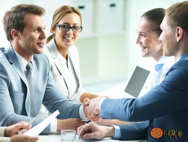 Управление процессами бизнеса компании