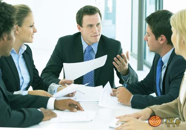 Властные структуры на совещании
