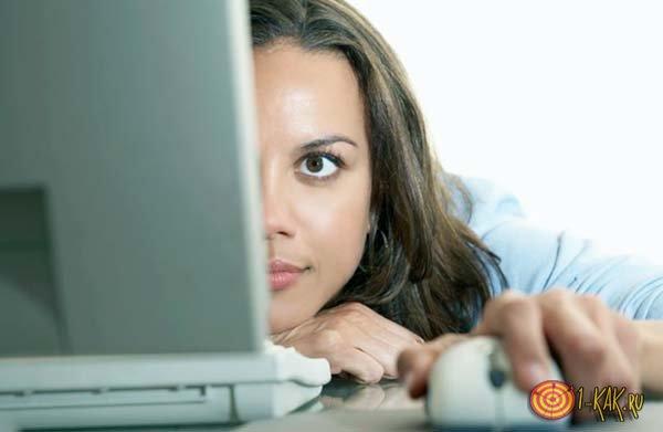 У девушки проблемы с логином и паролем