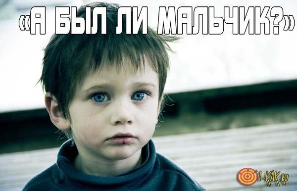 Откуда фраза «А был ли мальчик?»