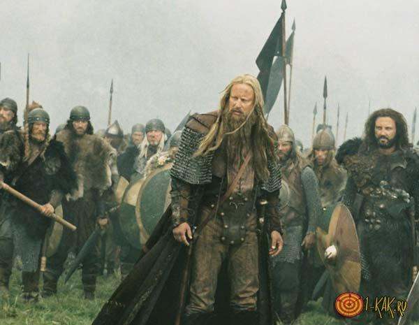Варяги и викинги собираются на войну