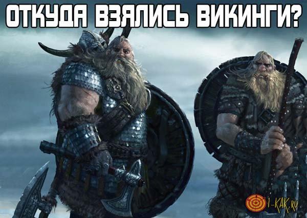 Кто такие викинги и откуда они возникли?