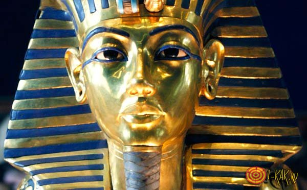 Фараон Рамзес 2