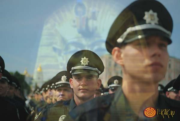 Полицейские и фараоны так похожи
