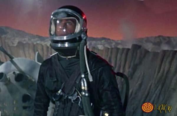 Робинзон Крузо на Марсе - кадр из фильма