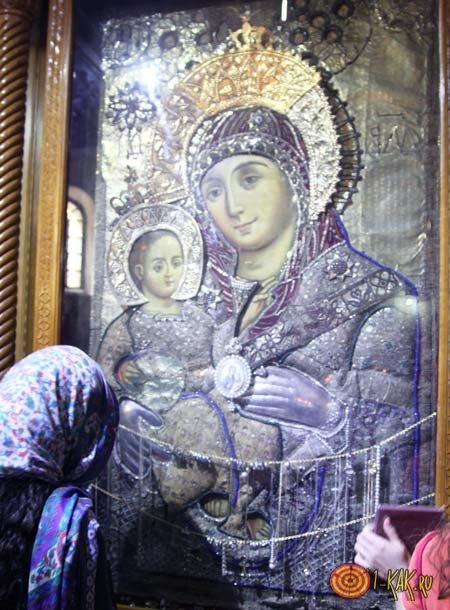 «Взыскание погибших» - пресвятая богородица
