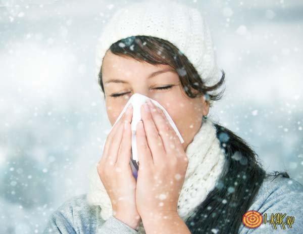 Ликвор из носа при простуде