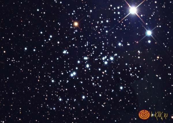 Мигание небесных объектов