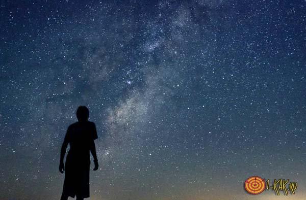 Звездное небо и вселенная