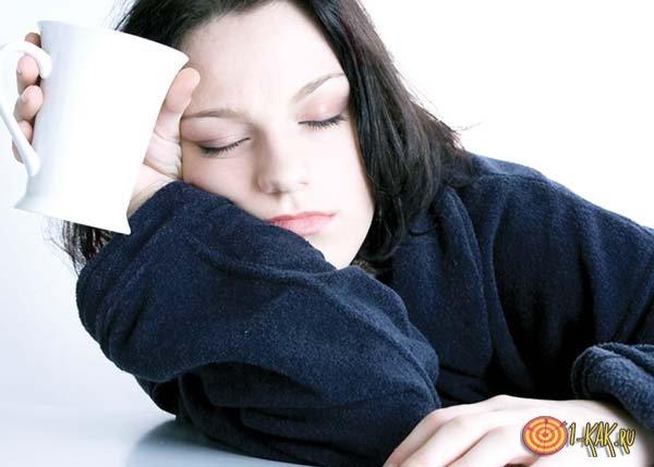 Сонливое состояние и его причины