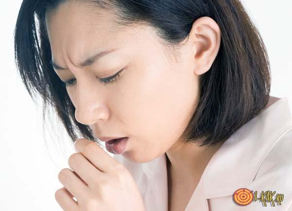 Девушка заражена туберкулезом