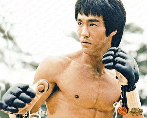 Легендарный мастер кунг-фу