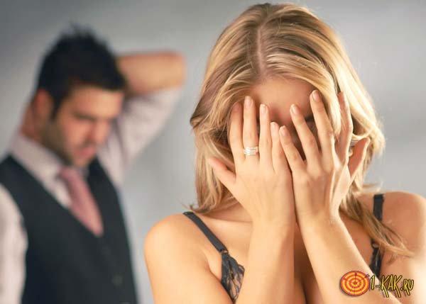Никогда не простит изменившего мужа