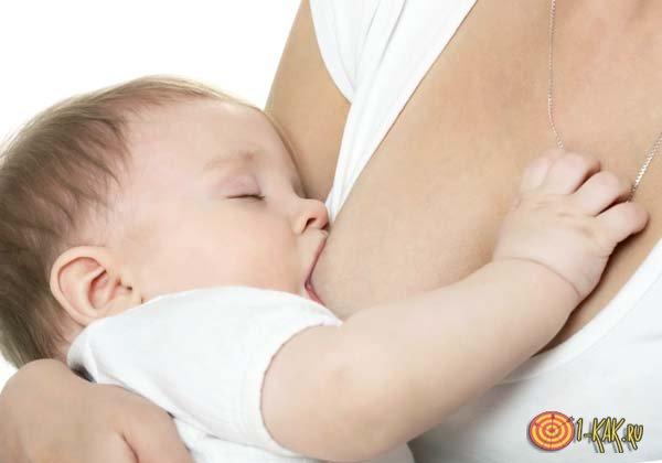 Кормление грудью после родов