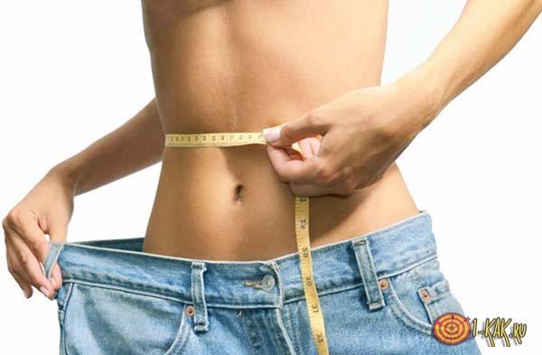 Сбросила 2 кг жира за 1 день