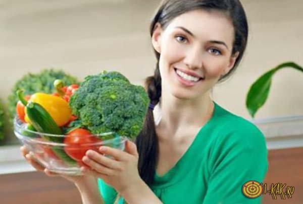С помощью брокколи можно скинуть 1 кг