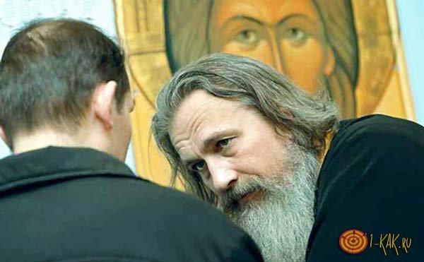 Святой отец и исповедь