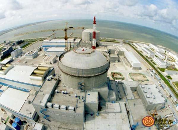 АЭС Фу-Цин в Китае