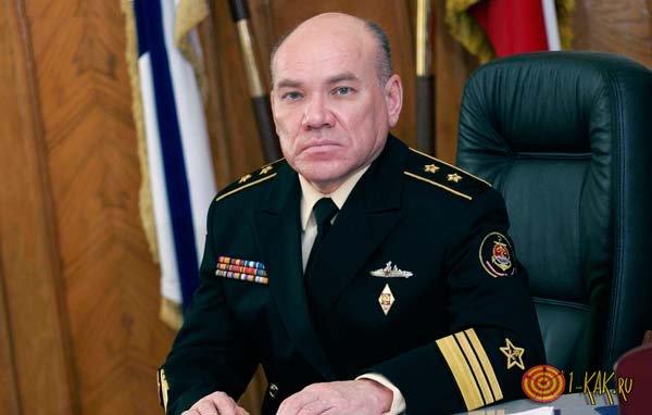 Контр-адмирал Моргунов