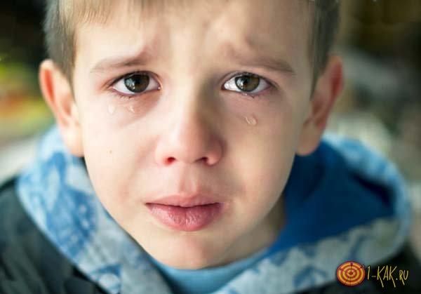 Приснился плачущий ребенок