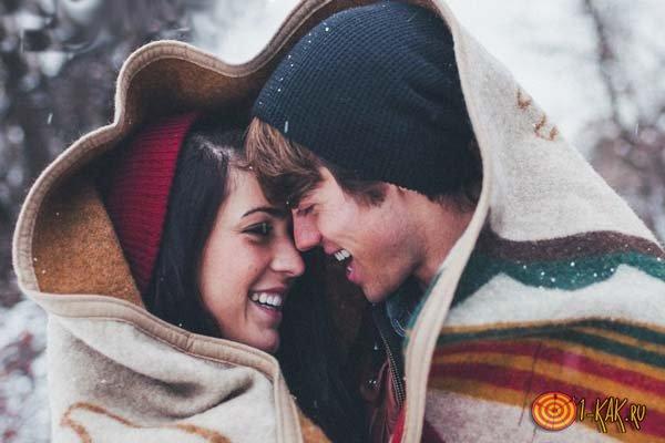 Счастливые влюбленные нашли свои вторые половинки
