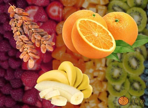 3 самых веселящих фрукта