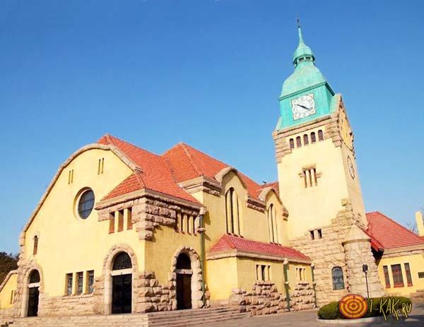 Храм протестантов в Австралии