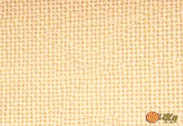 Желтая ткань аида