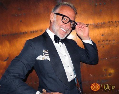 Итальянский миллионер в костюме
