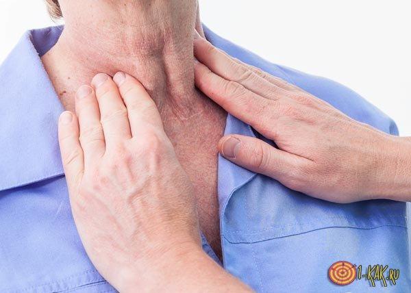 Профилактика эутиреоза и массаж