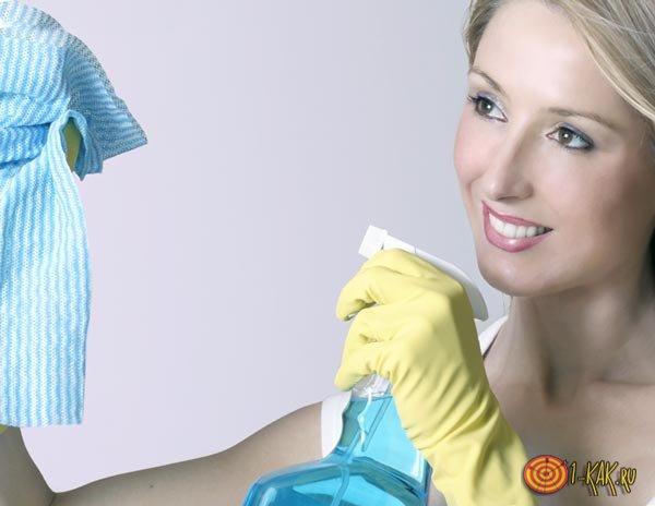 Как можно чаще проводить уборку