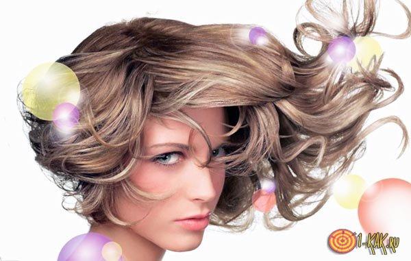 Никакой желтизны - красиво окрашенные волосы
