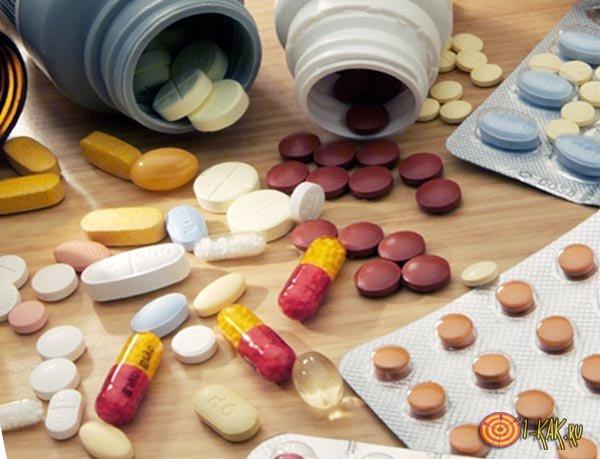 Несовместимые лекарства