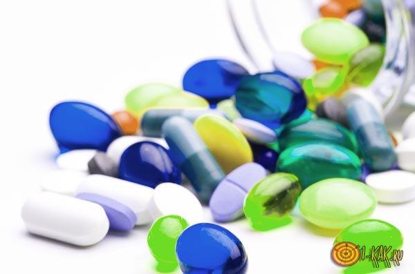 отравление таблетками