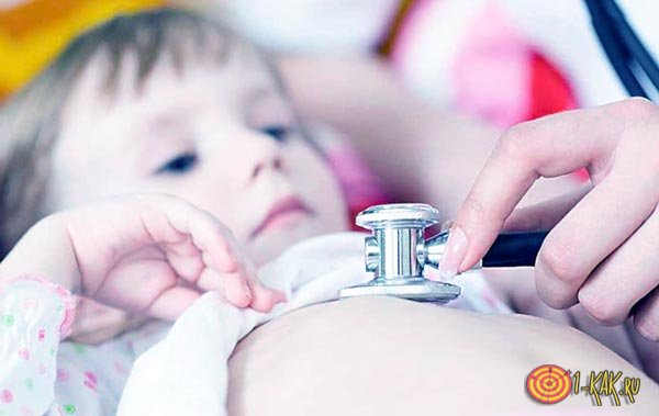 Как проходит портальная гипертензия у ребенка