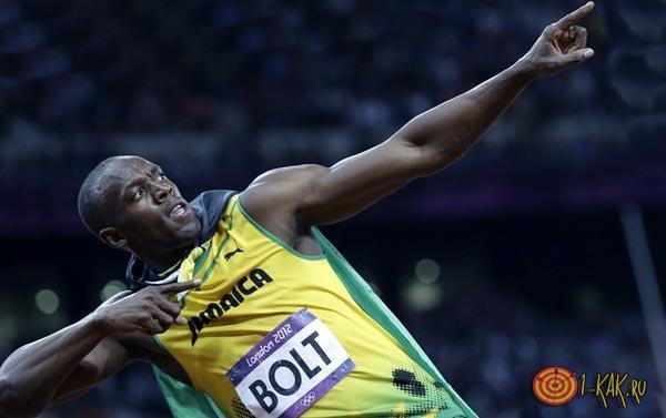 Применение олимпийскими спортсменамии
