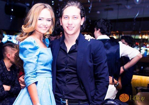 Стефания Маликова и Юра Киселев вместе