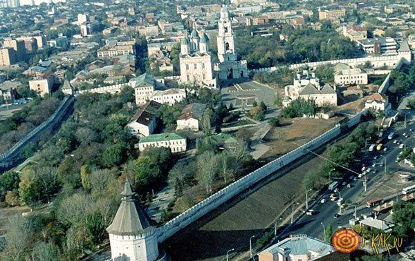 Очень бедная Астрахань