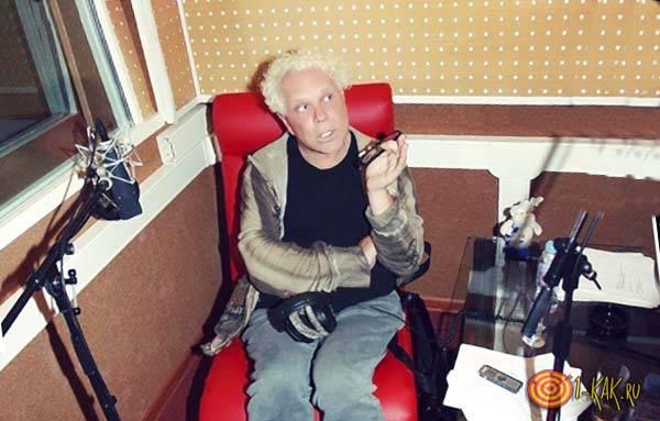 Пропавший Борис в студии