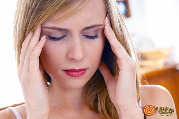 Проблемы с сосудами в голове