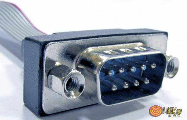COM-порт и кабель