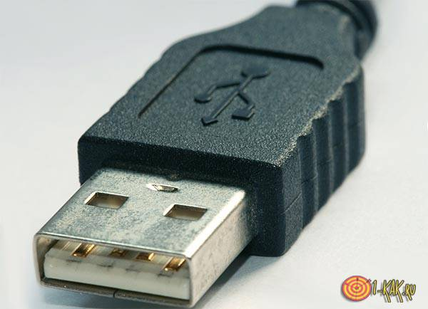 USB штекер