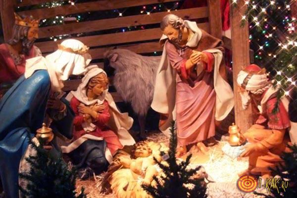 Момент Рождества Христова