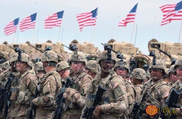 Военные из США