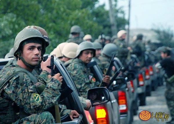 Национальные армии