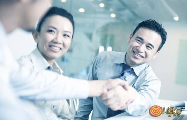 Китайцы рады сотрудничеству