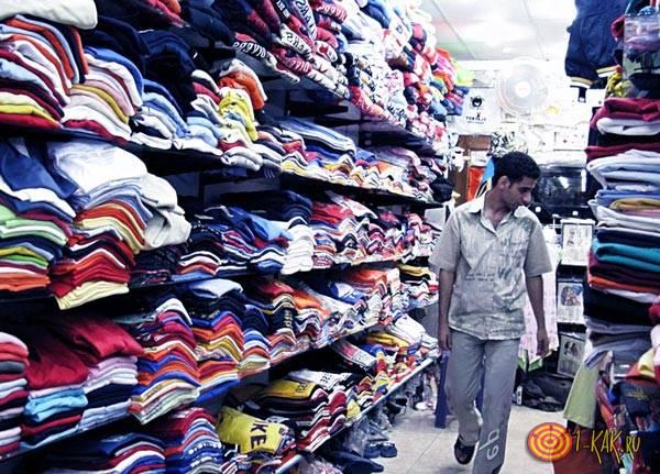 Ищет поставщиков одежды